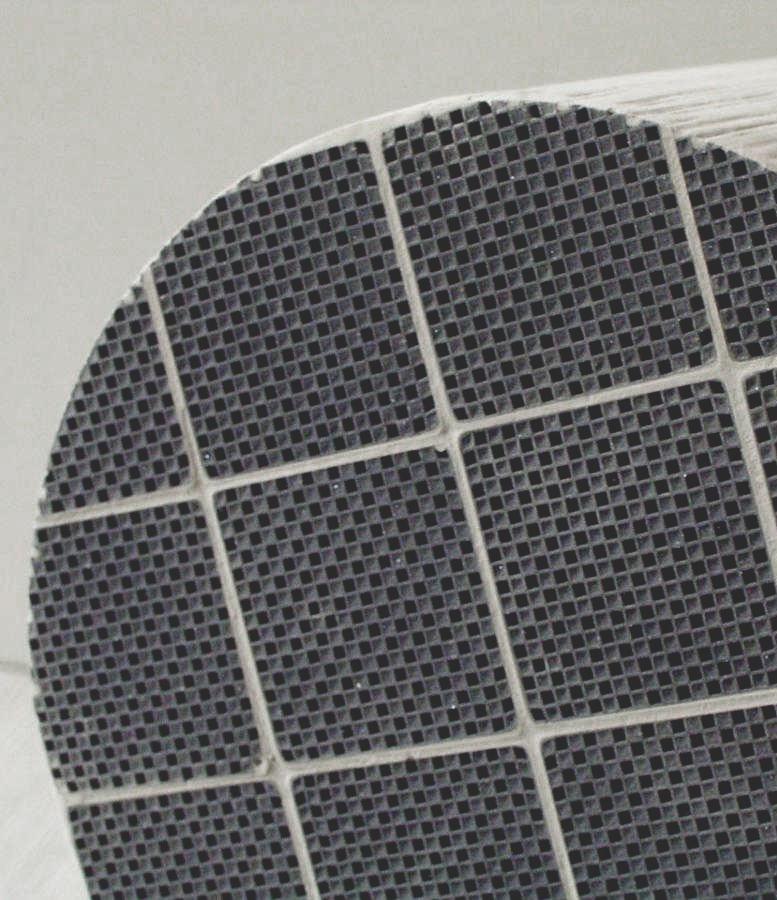 Soluciones para filtro de particulas
